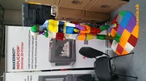 makerbot expozicia